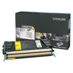 C52x, C53x Yellow Toner Cartridge