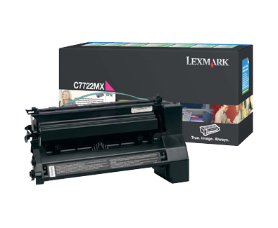 C772 Magenta EHY Print Cartridge