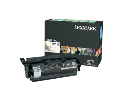 T65x Return Program Print Cartridge