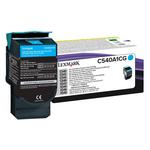 C54x, X54x Cyan Return Program Cartridge