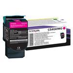 C54x, X54x Magenta Return Program Cart
