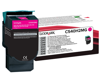Magenta HY Toner Cartridge