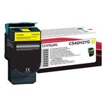 C54x, X54x Yellow HY Toner Cartridge
