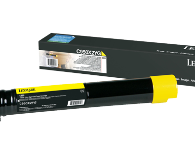 C950 Yellow EHY Toner Cartridge