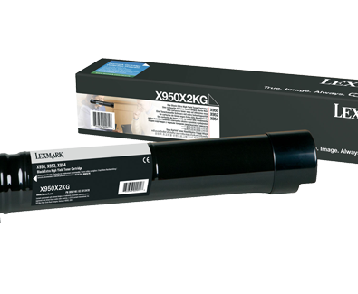 X95x Black EHY Toner Cartridge