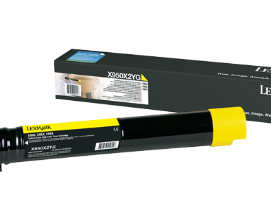 X95x Yellow EHY Toner Cartridge