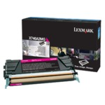 X74x Magenta Toner Cartridge