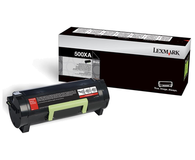 600XA Extra High Yield Toner Cartridge