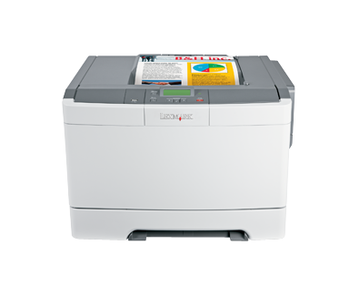 Lexmark C544dn + built-in wireless