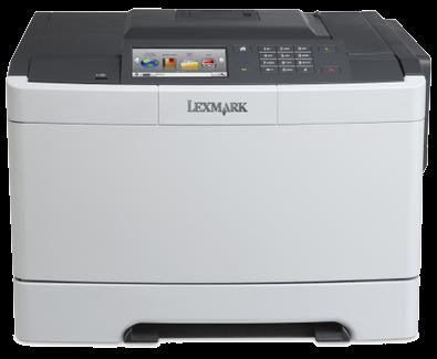 Lexmark Renkli Lazer CS510de