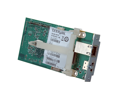 MarkNet N8120 Gigabit Print Server