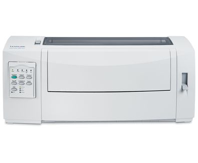 Lexmark 2580 Forms matrixprinter