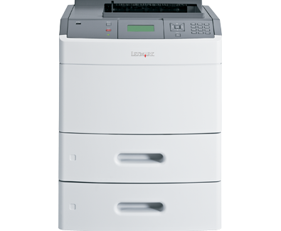 Lexmark T652dn+ extra drawer