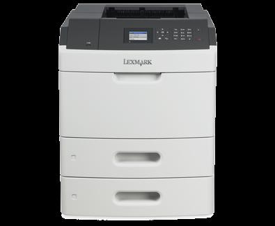Lexmark Mono Lazer MS810dtn