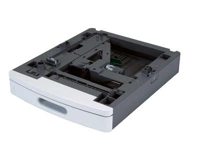200-Sheet Lockable UA Tray with Drawer
