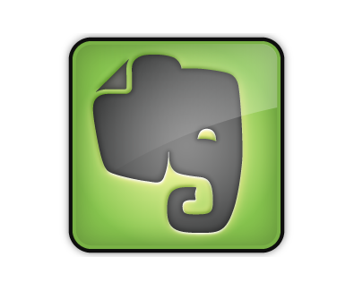 Scannen an Evernote