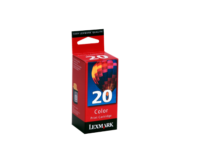 N° 20 Colour Print Cartridge