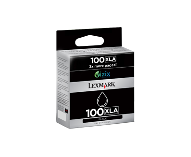 100XLA Black High Yield Ink Cartridge