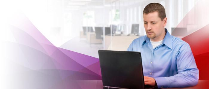Lexmark Markvision® Enterprise software makes device management easy.