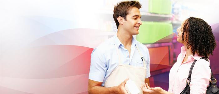 Retail when information flows, retail grows.