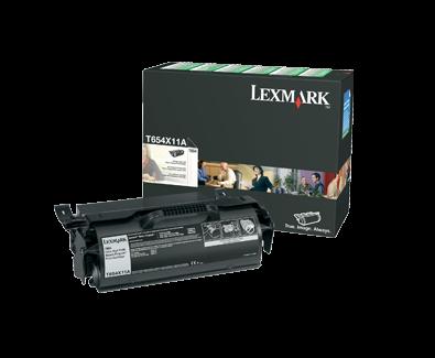 T654 Extra HY Return Program Cartridge