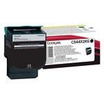 C544, X544 Black EHY Toner Cartridge