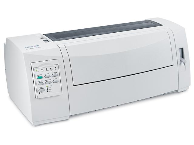 Monochrome 11C0099 // Dot Matrix Printer LEXMARK Forms Printer 2500 2580