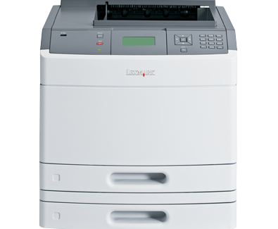 Lexmark T650dn + extra arkmatare