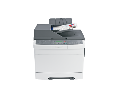 Lexmark X544dn + built-in wireless