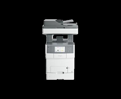 Lexmark Çok Fonksiyonlu Renkli Lazer X748dte