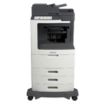 Lexmark MX811dte w/ Offset Stacker