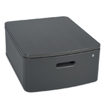 Swivel cabinet (25 cm, incl. storage)