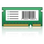 MS610de Forms en Barcode kaart