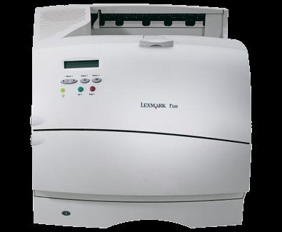 Lexmark T520n
