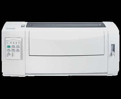Lexmark 2580n+ Forms matrixprinter