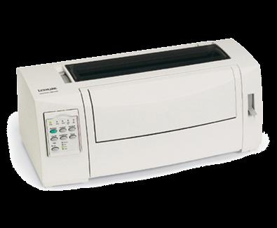 2490 Lexmark Forms Printers