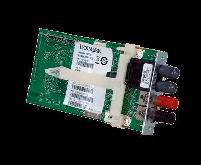 MarkNet N8130 Fiber Print Server