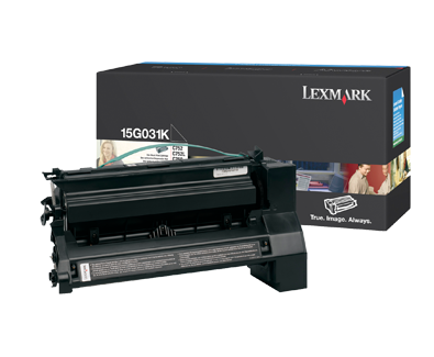 C752/C76x 6K zwarte printcartridge