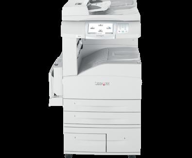 Lexmark X850e laser MFP
