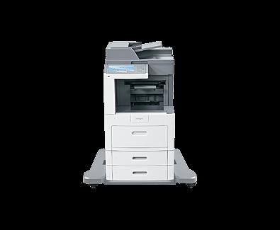 Lexmark X658dfe laser MFP