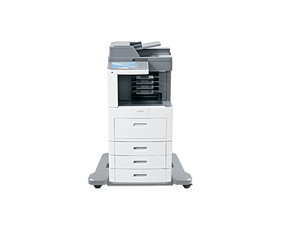 Lexmark X658dme + extra drawer