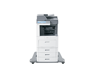 Lexmark X658dfe + extra drawer