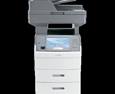 Lexmark X656de + extra drawer