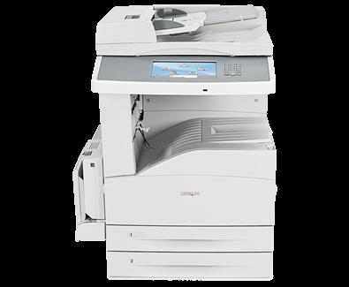 Lexmark X864de 3