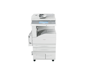 Lexmark X864dhe 4