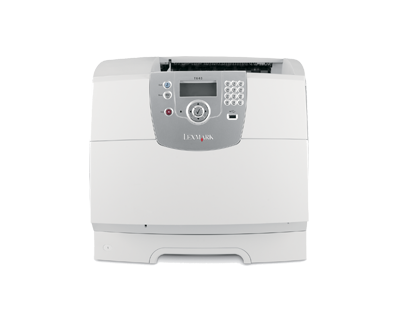 Lexmark T644 laserprinter