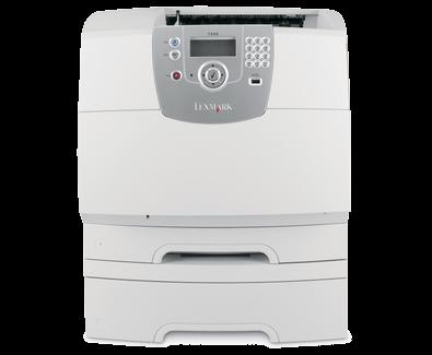 Lexmark T642tn laserprinter