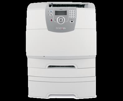 Lexmark T644dtn laserprinter