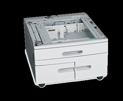 C950, X95x 2520-Sheet Tandem Tray Module