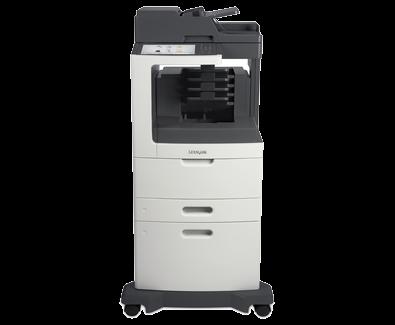 Lexmark MX811dxe w/ Mailbox